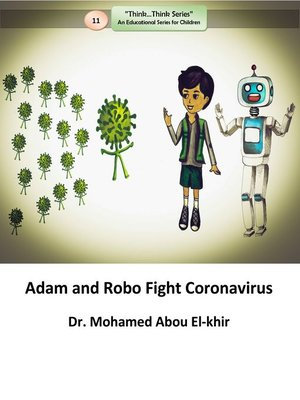 cover image of Adam and Robo Fight Coronavirus