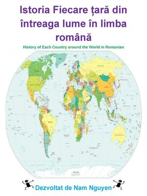 cover image of Istoria Fiecare țară din întreaga lume în limba română