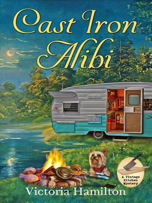 cover image of Cast Iron Alibi