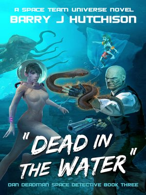 """cover image of """"Dead in the Water"""""""