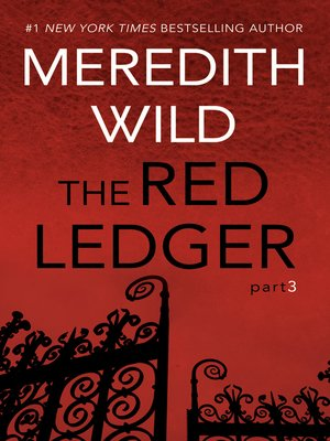 cover image of The Red Ledger, Book 3
