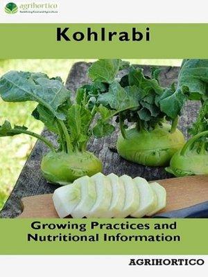 cover image of Kohlrabi