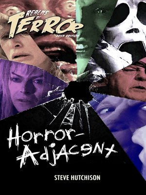 cover image of Horror-Adjacent