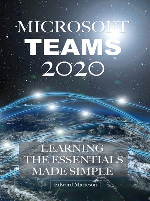 cover image of Microsoft Teams 2020