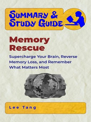 cover image of Summary & Study Guide--Memory Rescue