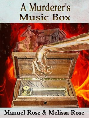 cover image of A Murderer's Music Box--A Horror Thriller Novel
