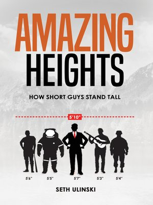 cover image of Amazing Heights