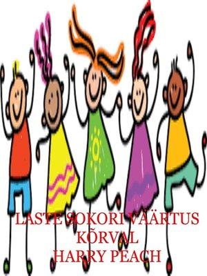 cover image of LASTE SOKORI VÄÄRTUS