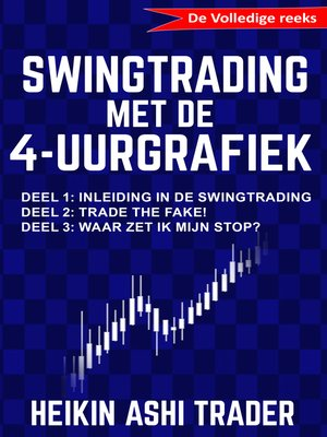 cover image of Swingtrading met de 4-uurgrafiek