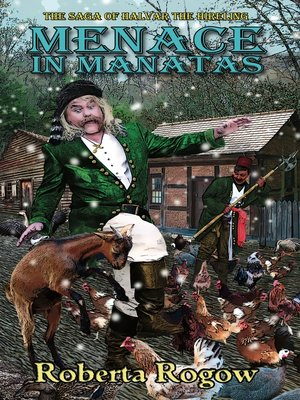 cover image of Menace in Manatas