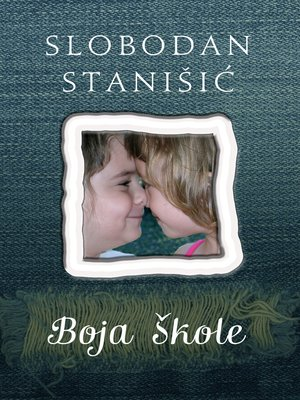 cover image of Boja škole