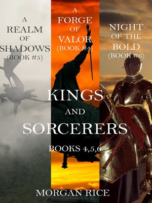 cover image of Kings and Sorcerers Bundle