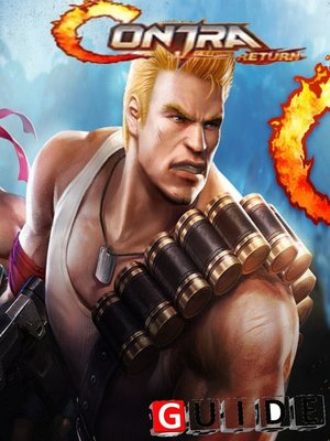 cover image of Garena Contra Complete Tips and Tricks