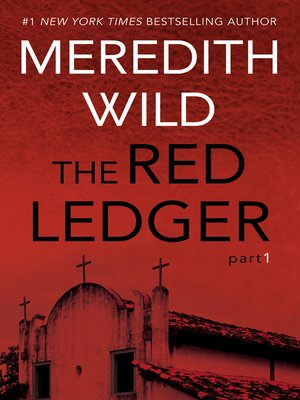 cover image of The Red Ledger, Book 1