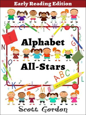 cover image of Alphabet All-Stars