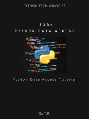 cover image of Learn Python Data Access