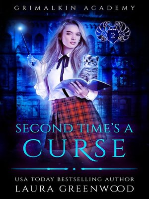 cover image of Second Time's a Curse