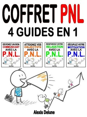cover image of Coffret PNL--4 guides en 1