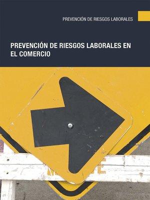 cover image of Prevención de riesgos laborales en el comercio