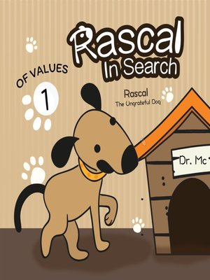 cover image of Rascal In Search of Values 1