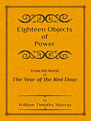 cover image of Eighteen Objects of Power