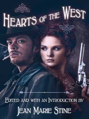 cover image of HEARTS OF THE WEST