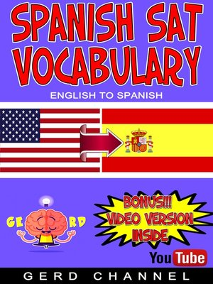 cover image of Spanish SAT Vocabulary