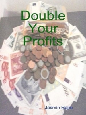 cover image of Double Your Profits