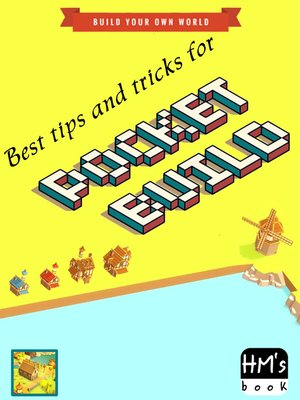 cover image of Best tips and tricks for POCKET BUILD