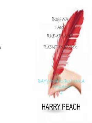 cover image of BugaWA TARE RUBUTAWAR RUBUTUN KOBO