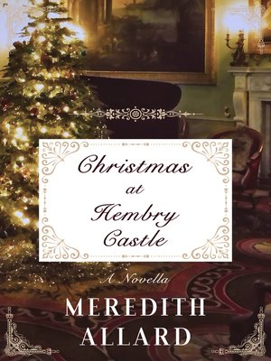 cover image of Christmas at Hembry Castle