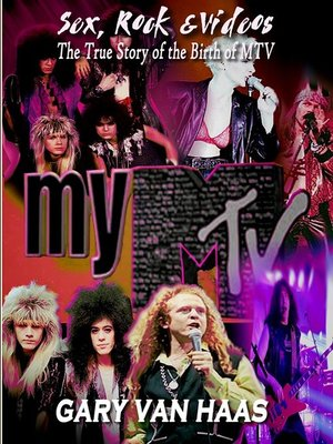 cover image of My MTV!
