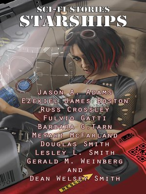 cover image of Sci-Fi Stories--Starships
