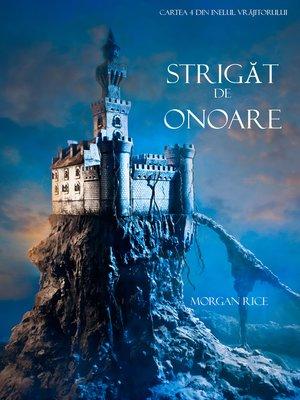 cover image of Strigăt De Onoare