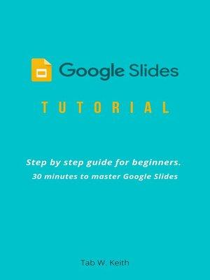 cover image of Google Slides Tutorial