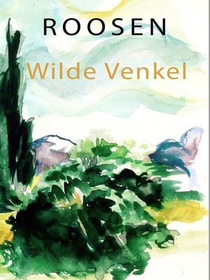 cover image of Wilde Venkel