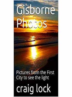 cover image of Gisborne, New Zealand
