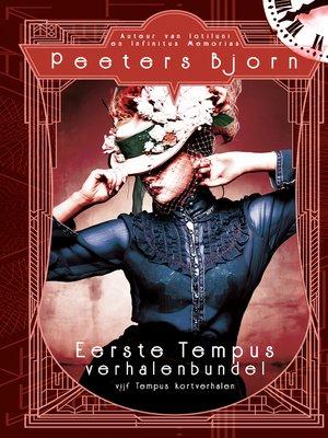 cover image of Eerste Tempus Verhalenbundel