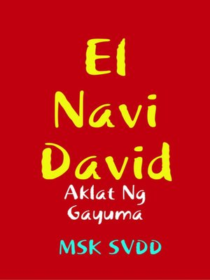 cover image of El Navi David