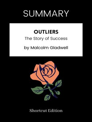 cover image of SUMMARY-- Outliers