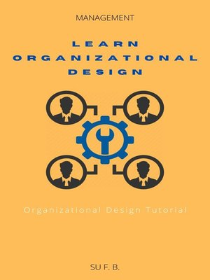 cover image of Learn Organizational Design