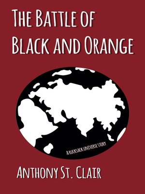 cover image of The Battle of Black and Orange