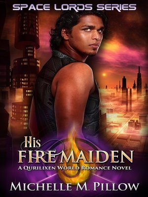 cover image of His Fire Maiden