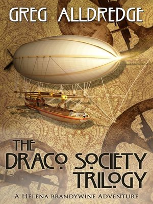 cover image of The Draco Society Trilogy