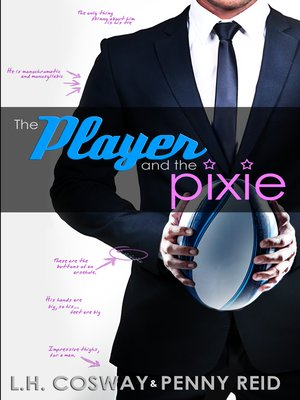 cover image of The Player and the Pixie