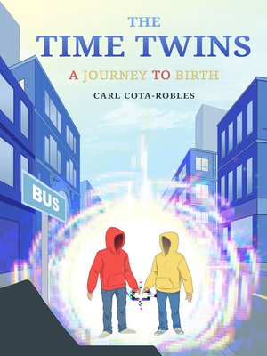 cover image of The Time Twins