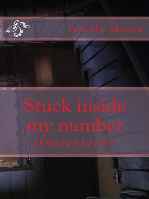 cover image of Stuck inside my number
