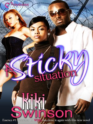 cover image of A Sticky Situation