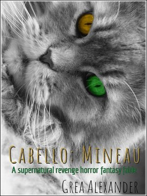 cover image of Mineau: A supernatural revenge horror fantasy fable