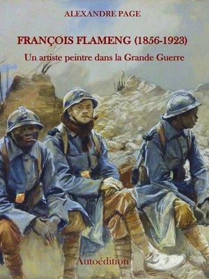 cover image of François Flameng (1856-1923)